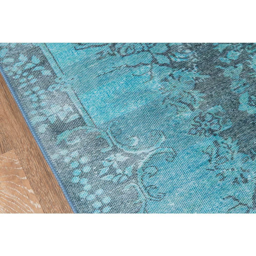 "Afshar Area Rug, Blue, 8'5"" X 12'. Picture 3"