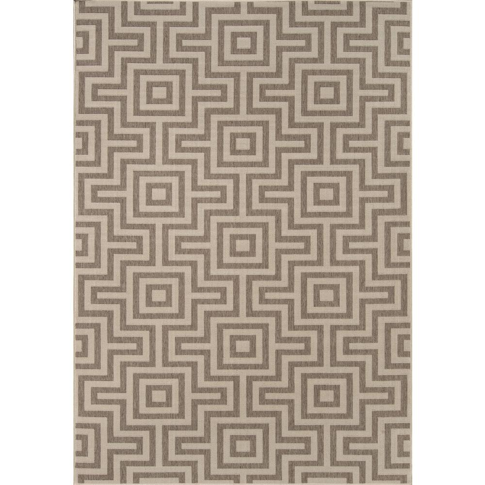 """Baja Area Rug, Taupe, 6'7"""" X 9'6"""". Picture 1"""