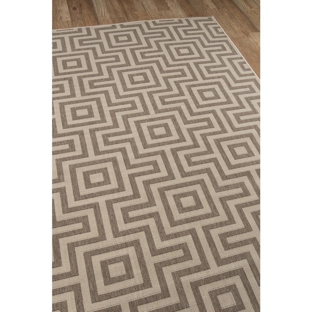 """Baja Area Rug, Taupe, 6'7"""" X 9'6"""". Picture 2"""
