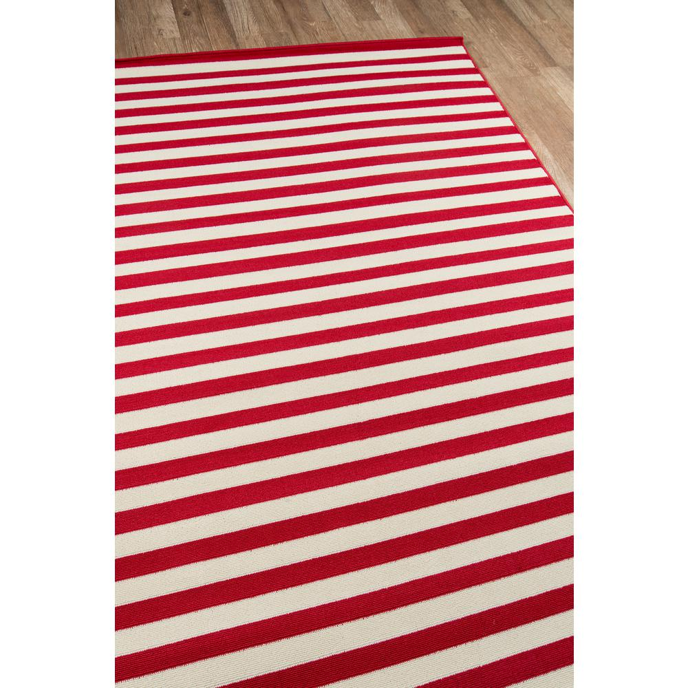 "Baja Area Rug, Red, 6'7"" X 9'6"". Picture 2"