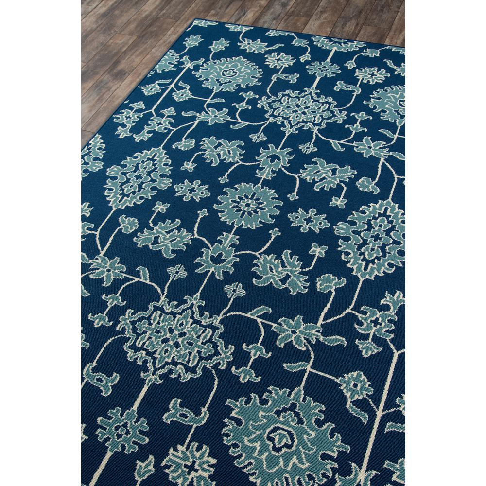 "Baja Area Rug, Blue, 6'7"" X 9'6"". Picture 2"