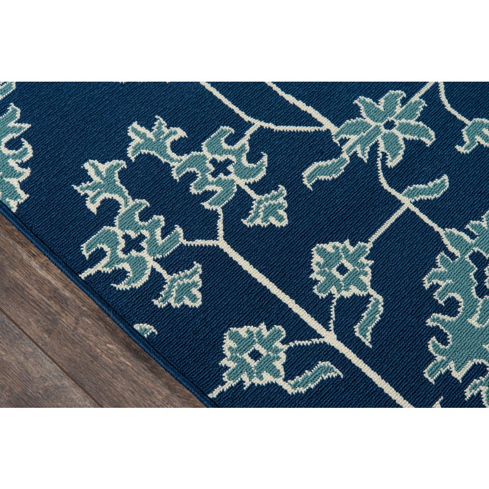 "Baja Area Rug, Blue, 6'7"" X 9'6"". Picture 3"
