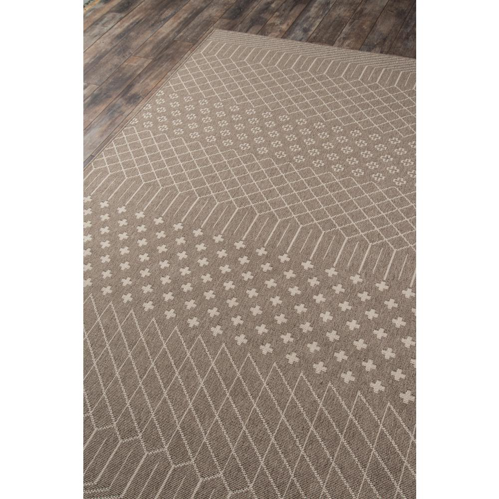 "Baja Area Rug, Taupe, 6'7"" X 9'6"". Picture 2"