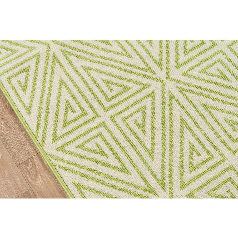 """Baja Area Rug, Green, 6'7"""" X 9'6"""". Picture 3"""