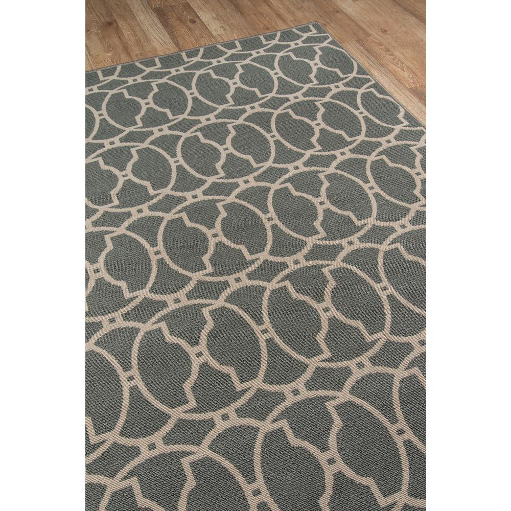 "Baja Area Rug, Grey, 8'6"" X 13'. Picture 2"