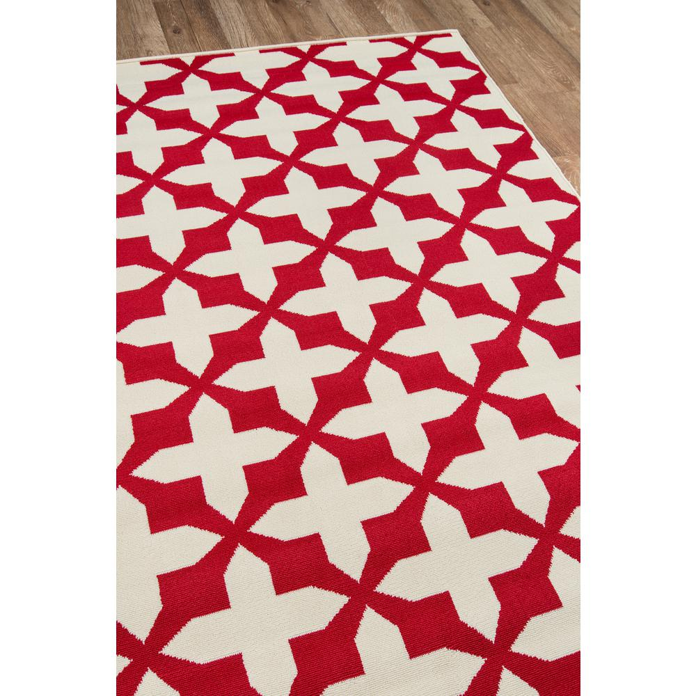 """Baja Area Rug, Red, 8'6"""" X 13'. Picture 2"""