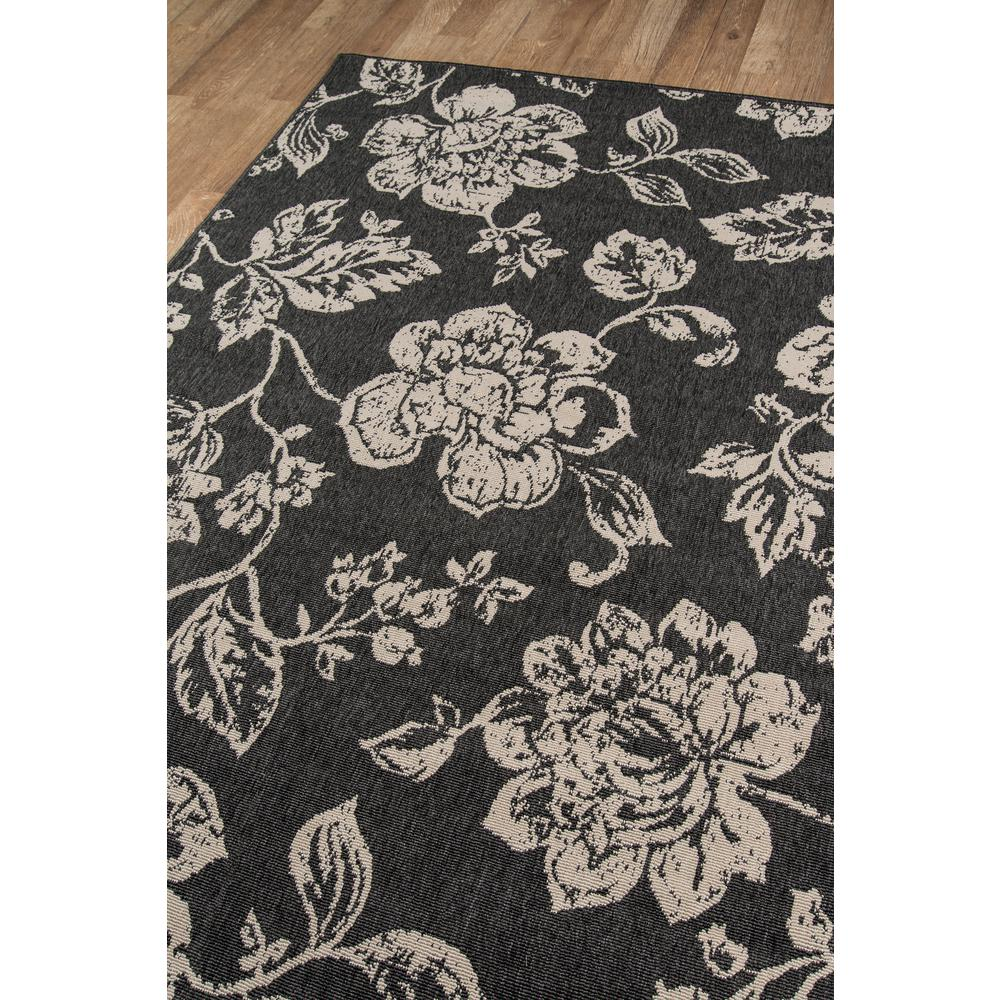 "Baja Area Rug, Black, 8'6"" X 13'. Picture 2"