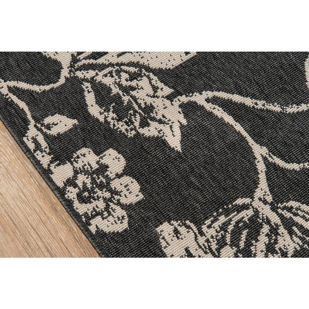 "Baja Area Rug, Black, 8'6"" X 13'. Picture 3"
