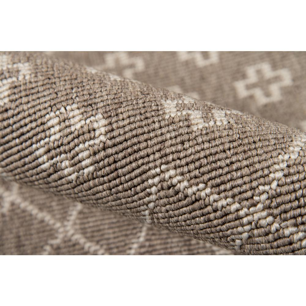 """Baja Area Rug, Taupe, 8'6"""" X 13'. Picture 4"""