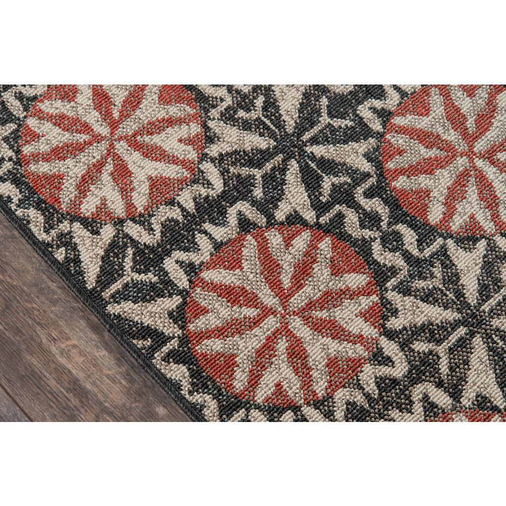 """Baja Area Rug, Charcoal, 8'6"""" X 13'. Picture 3"""