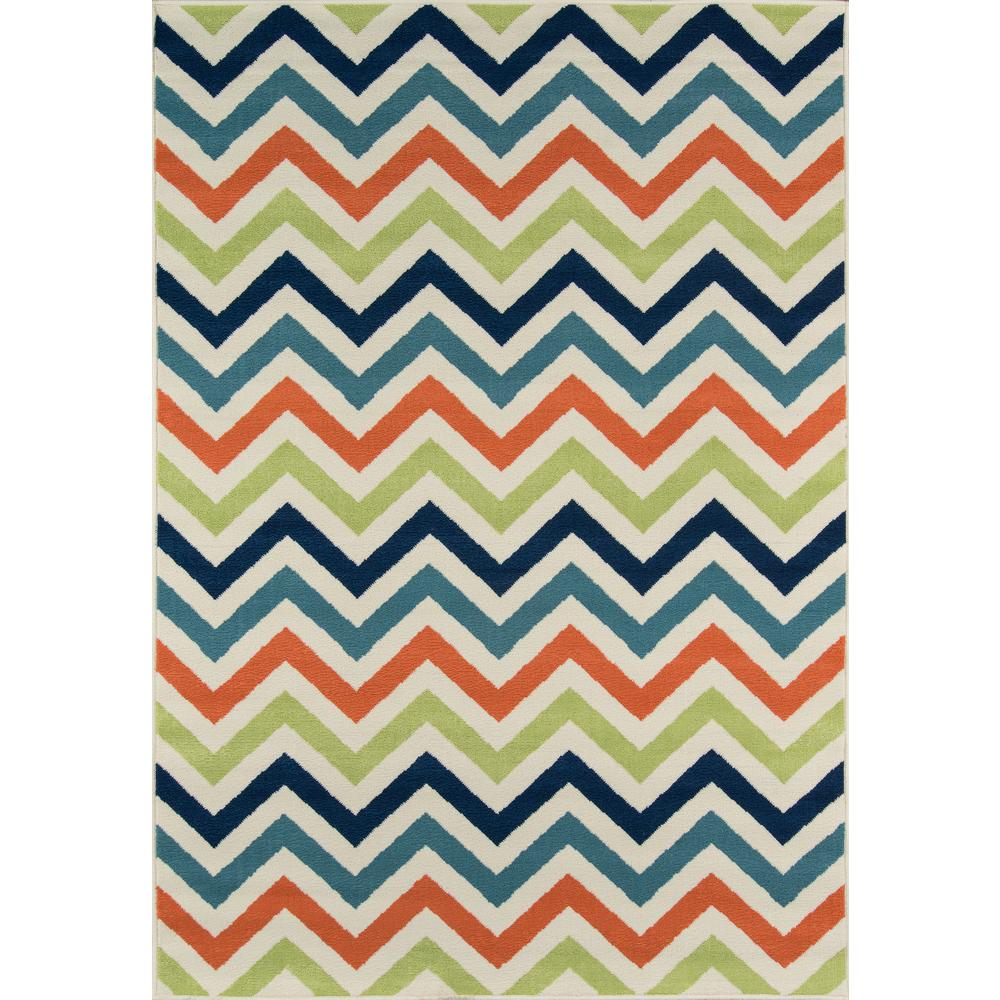 "Baja Area Rug, Multi, 8'6"" X 13'. Picture 1"
