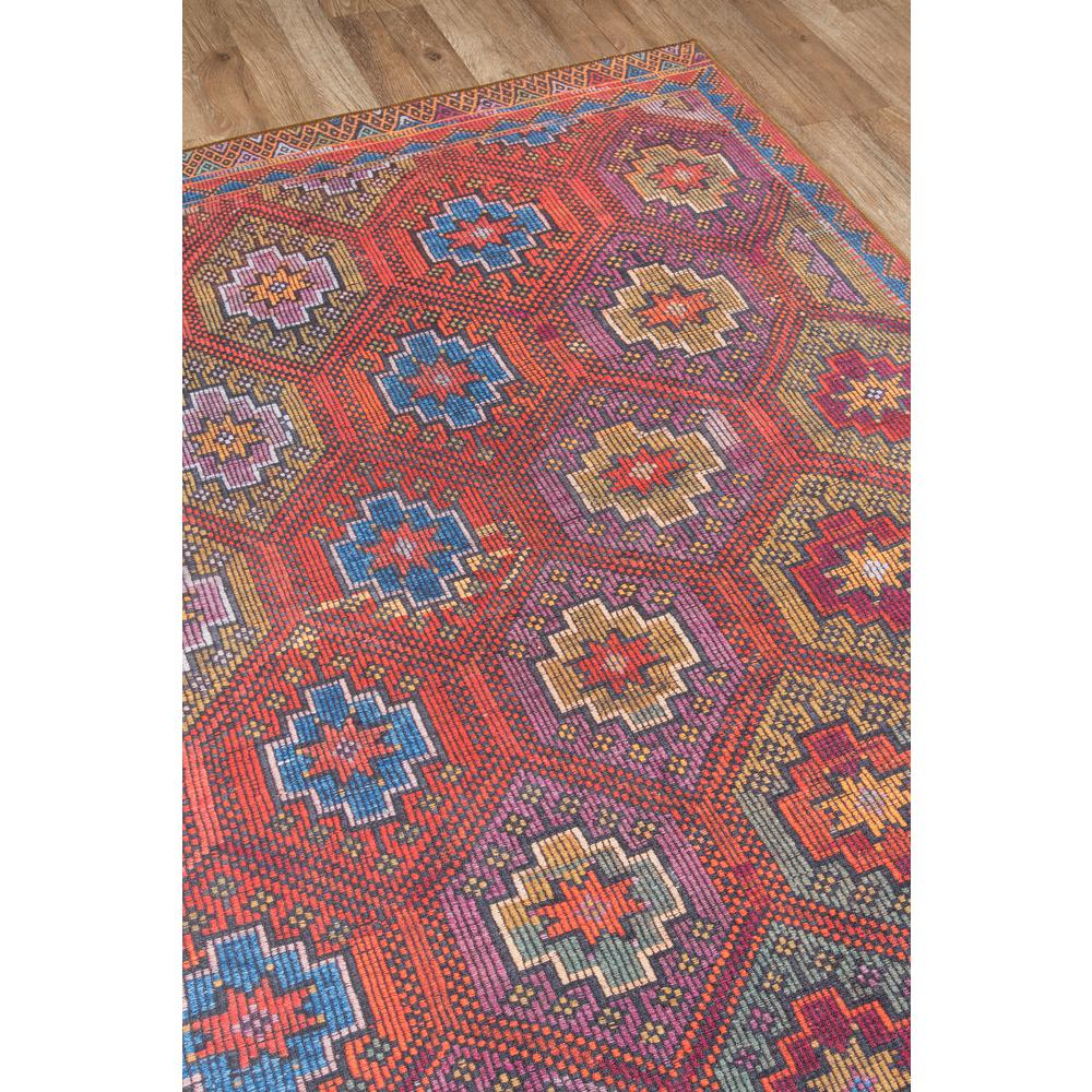 Afshar Area Rug, Multi, 2' X 3'. Picture 2
