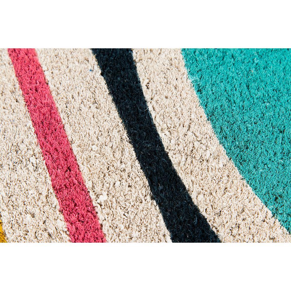 "Aloha Area Rug, Multi, 1'6"" X 2'6"". Picture 3"