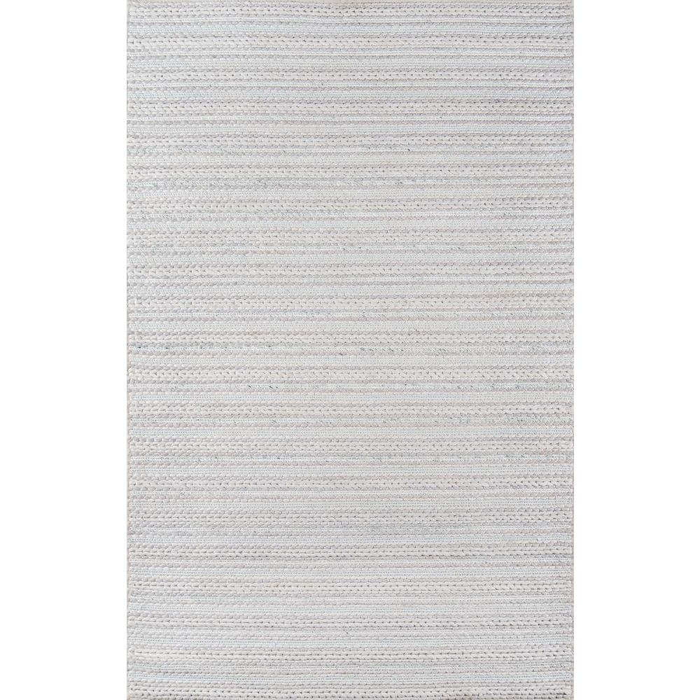 Andes Area Rug, Light Grey, 2' X 3'. Picture 1