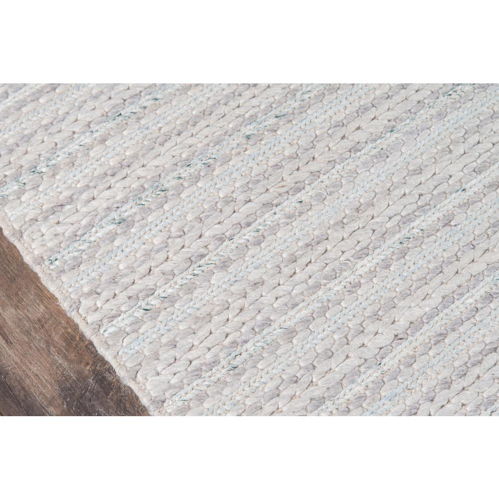 Andes Area Rug, Light Grey, 2' X 3'. Picture 3