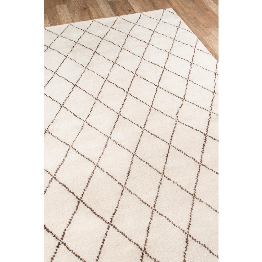 Atlas Area Rug, Ivory, 2' X 3'. Picture 2