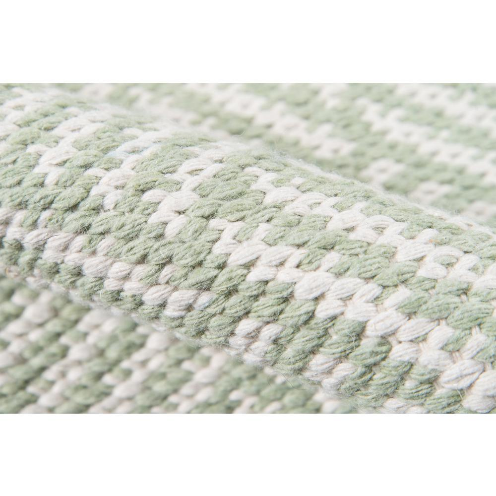 Baileys Beach Area Rug, Green, 2' X 3'. Picture 4