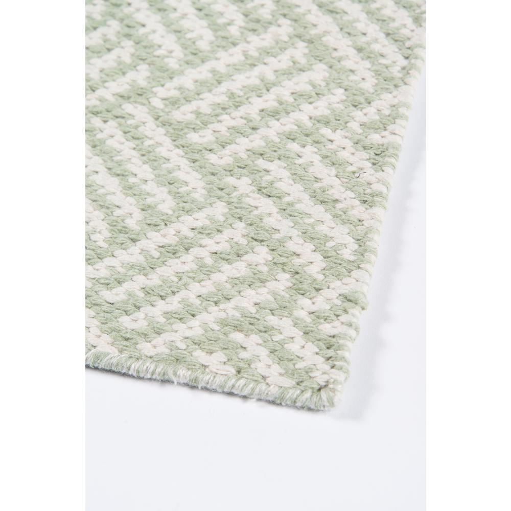Baileys Beach Area Rug, Green, 2' X 3'. Picture 5