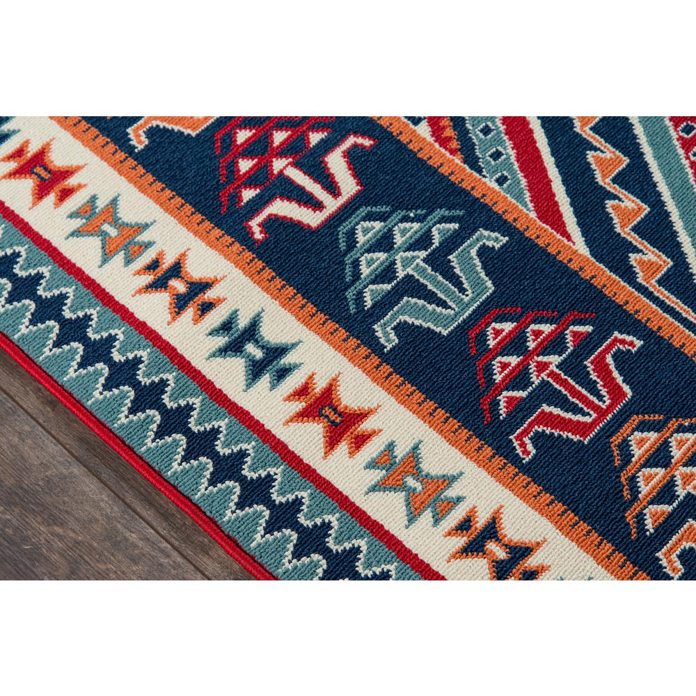 """Baja Area Rug, Red, 1'8"""" X 3'7"""". Picture 3"""