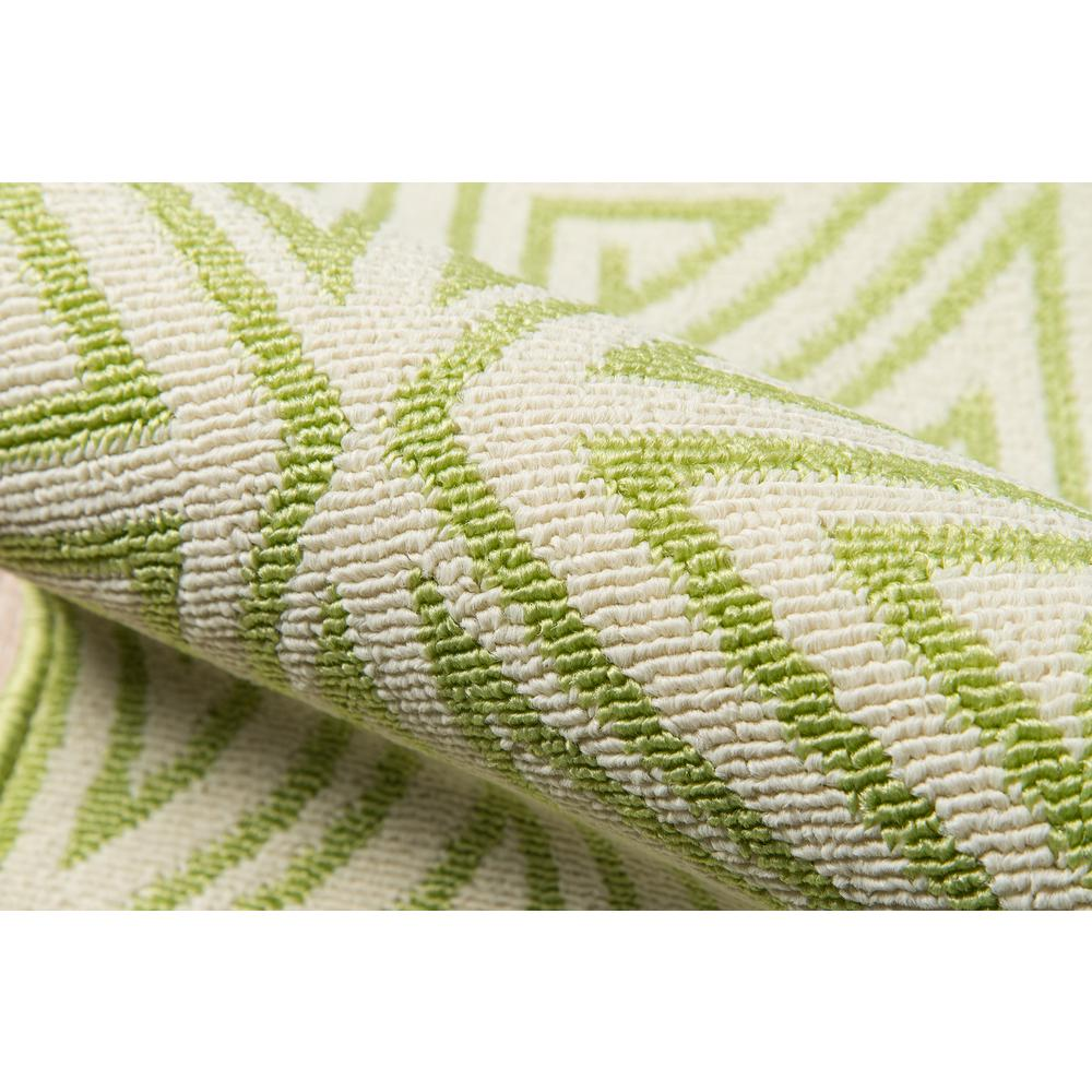 """Baja Area Rug, Green, 1'8"""" X 3'7"""". Picture 4"""