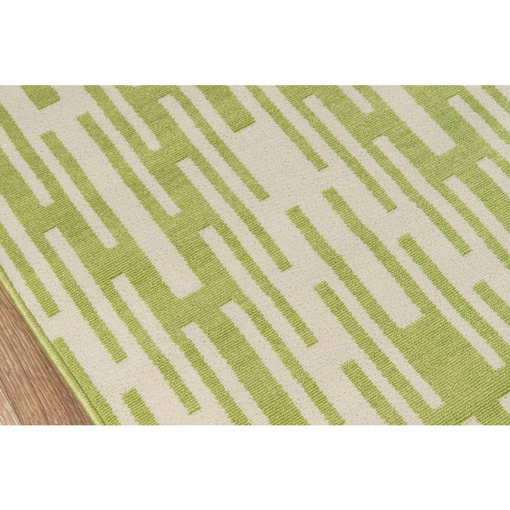 "Baja Area Rug, Green, 1'8"" X 3'7"". Picture 3"