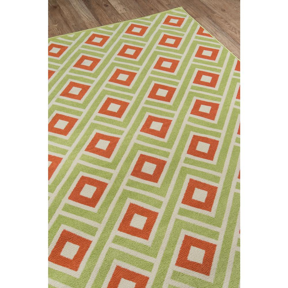 """Baja Area Rug, Green, 1'8"""" X 3'7"""". Picture 2"""