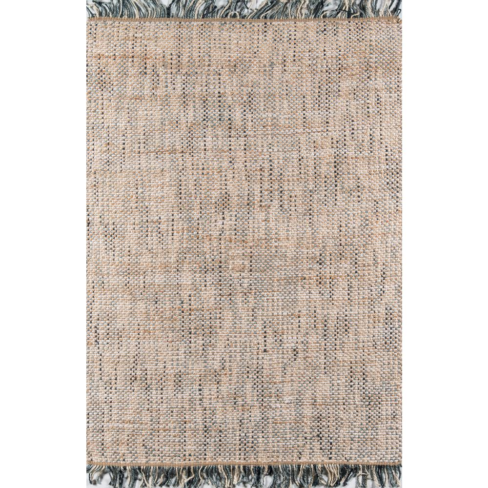 """Bali Area Rug, Blue, 2'3"""" X 7'6"""" Runner. Picture 1"""