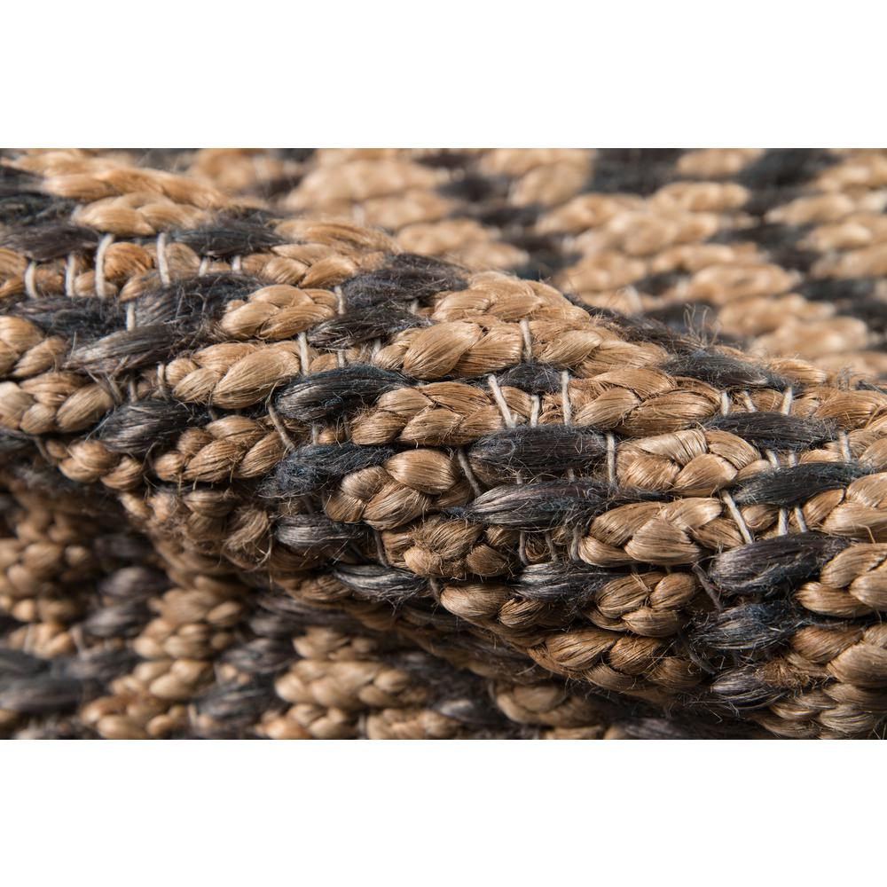"""Bali Area Rug, Natural, 2'3"""" X 7'6"""" Runner. Picture 4"""