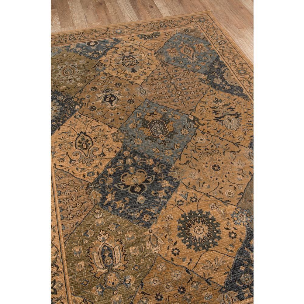 """Belmont Area Rug, Blue, 5'3"""" X 7'6"""". Picture 2"""
