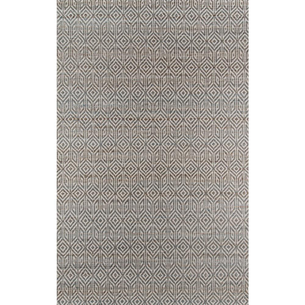 Bengal Area Rug, Grey, 2' X 3'. Picture 1