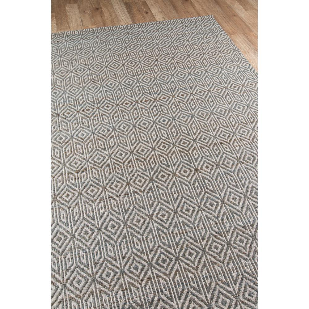 Bengal Area Rug, Grey, 2' X 3'. Picture 2