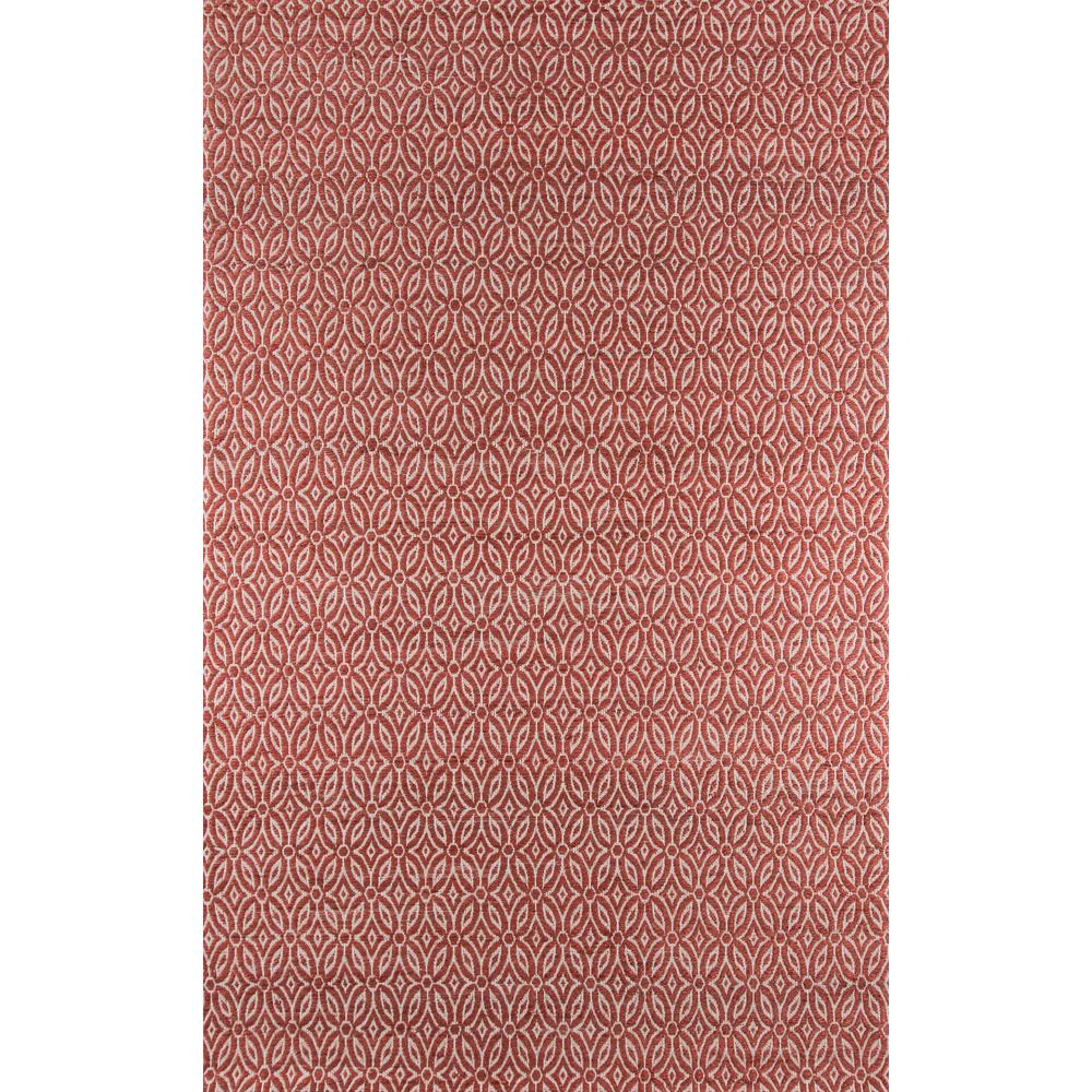 Bengal Area Rug, Red, 2' X 3'. Picture 1