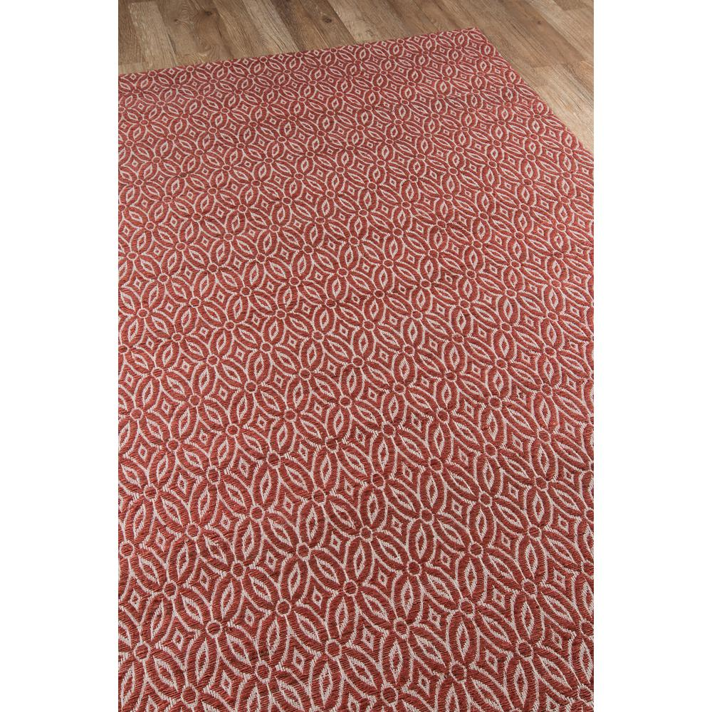 Bengal Area Rug, Red, 2' X 3'. Picture 2