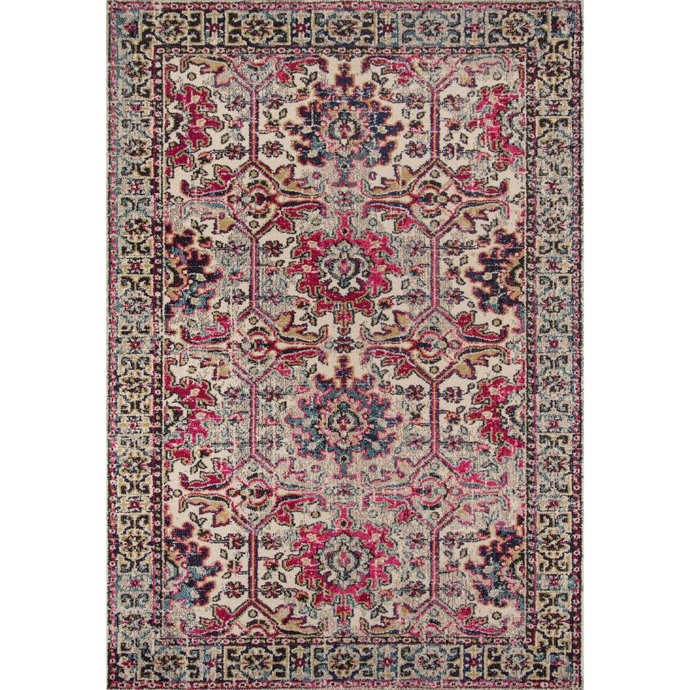 Casa Area Rug, Multi, 2' X 3'. Picture 1