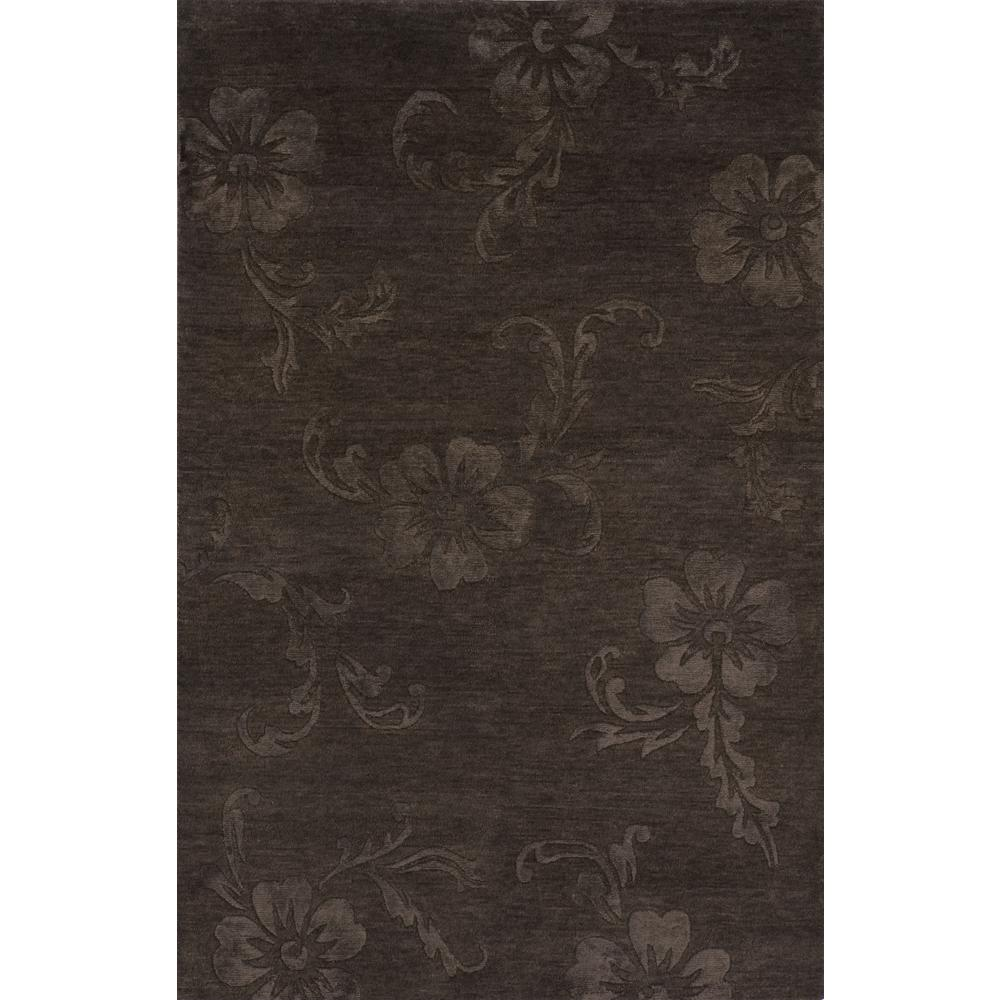 Chelsea Area Rug, Brown, 2' X 3'. Picture 1