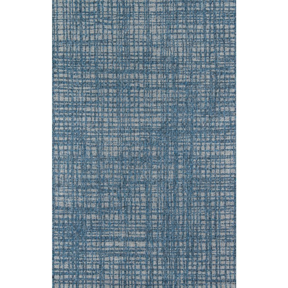 Como Area Rug, Blue, 2' X 3'. Picture 1