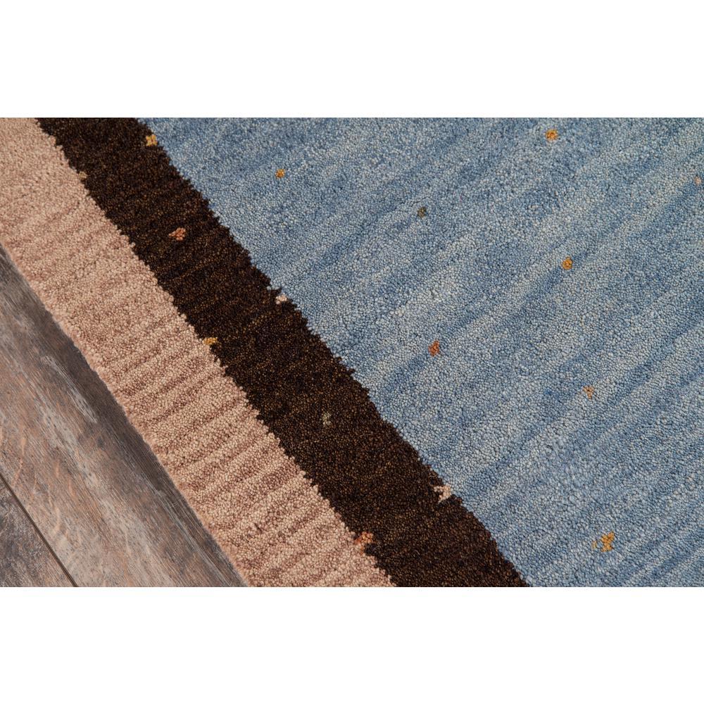 Desert Gabbeh Area Rug, Slate, 2' X 3'. Picture 3
