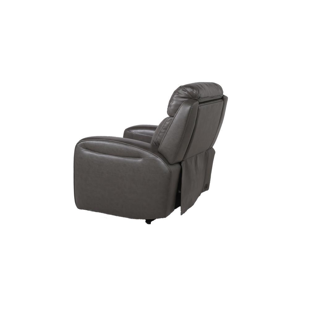 Avila Power Recliner Chair - Slate. Picture 3
