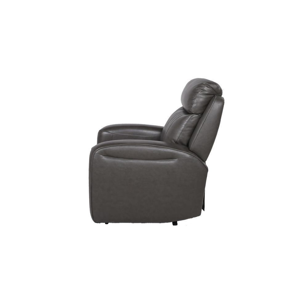 Avila Power Recliner Chair - Slate. Picture 13