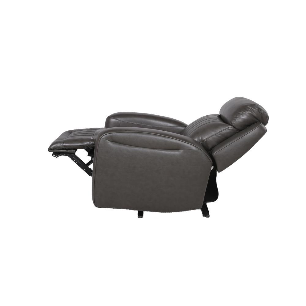 Avila Power Recliner Chair - Slate. Picture 14
