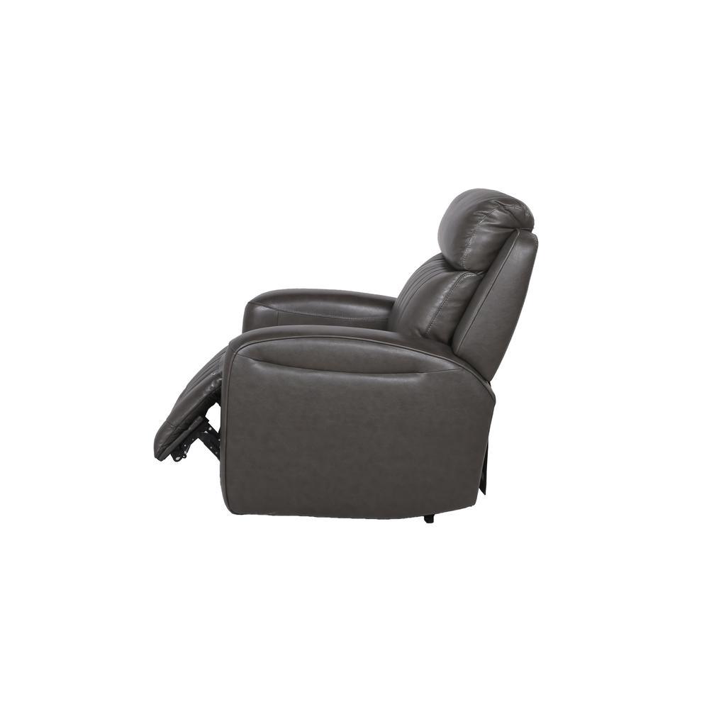 Avila Power Recliner Chair - Slate. Picture 15