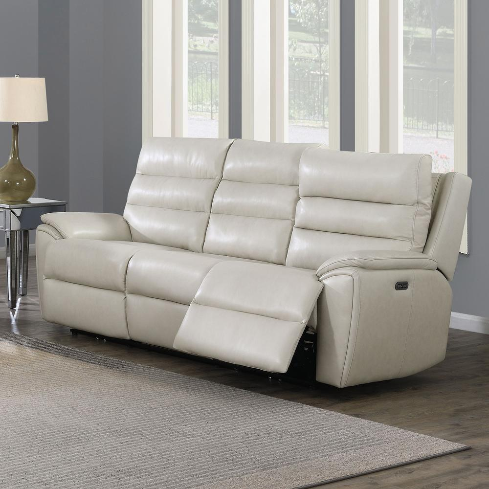 Power Sofa - Ivory, Ivory. Picture 1