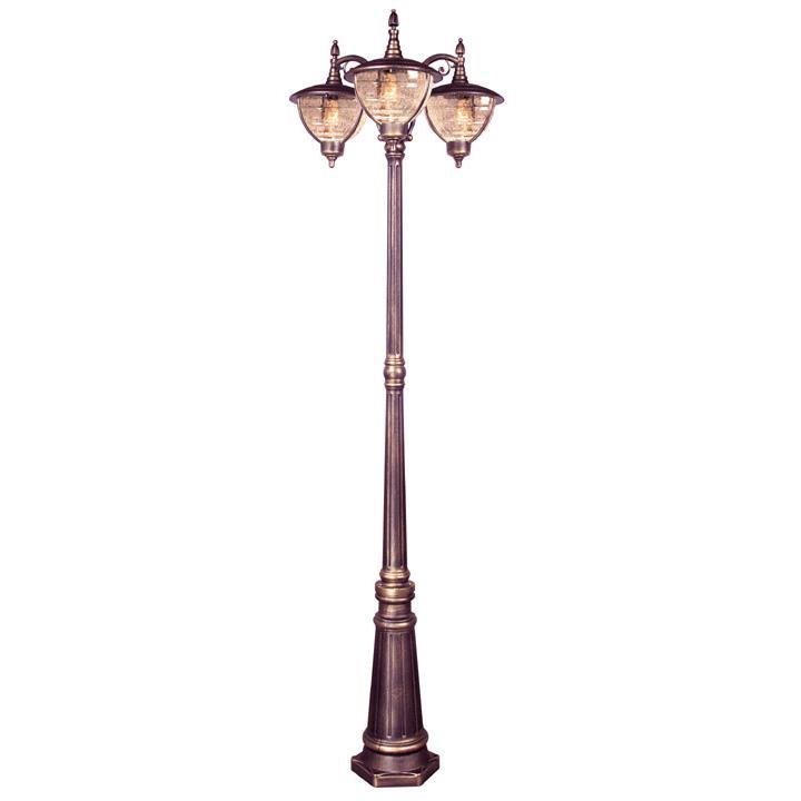 Vista  Medium Post Mount Light. Picture 1
