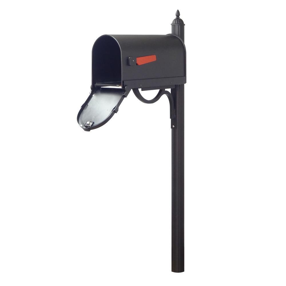 Decorative Mailbox Post. Picture 12