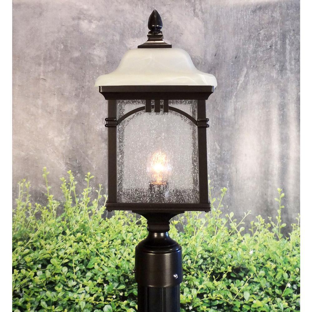 Sonoma  Medium Post Mount Light. Picture 2