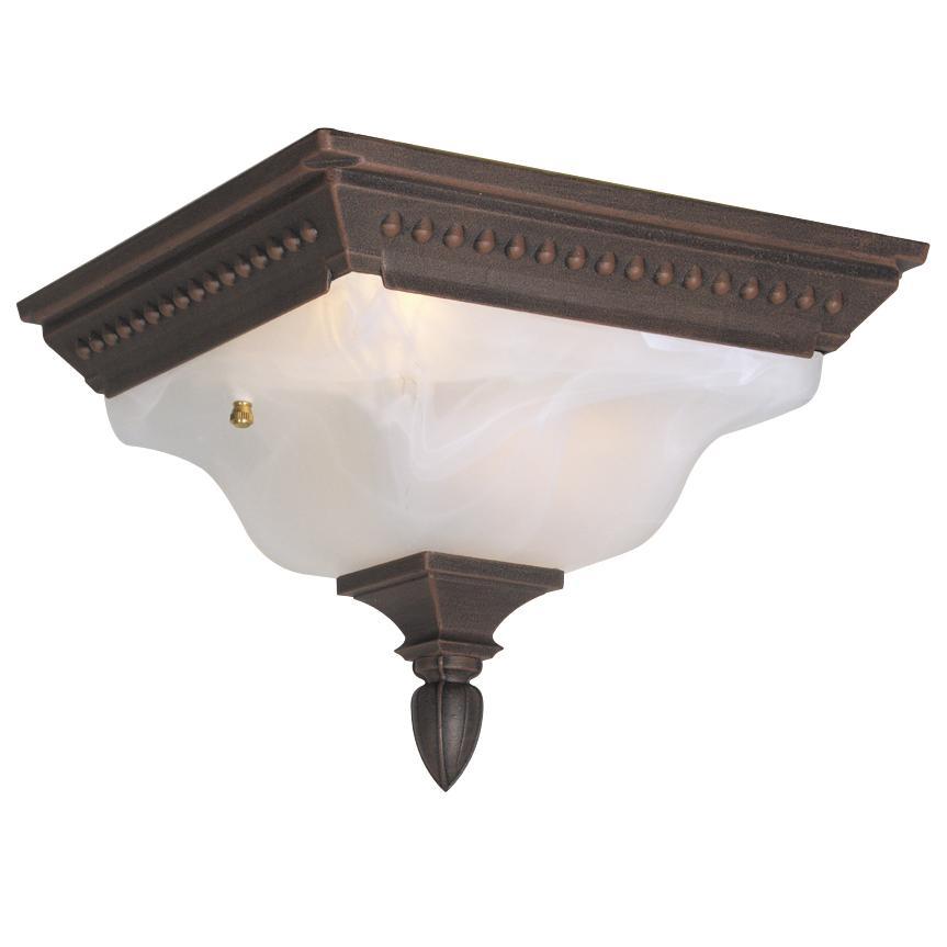 Abington  Flush Mount Light. Picture 1