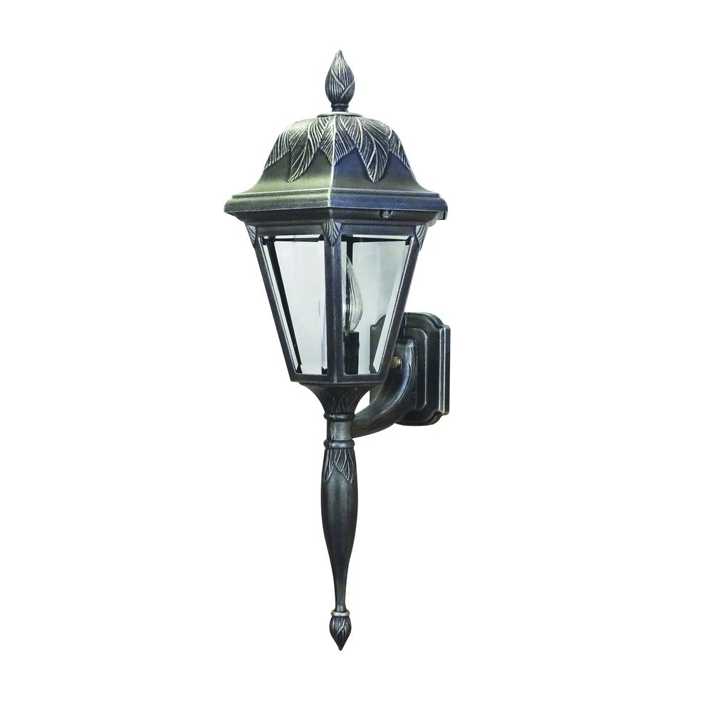 Floral  Medium Bottom Mount Light – Long Tail. Picture 1