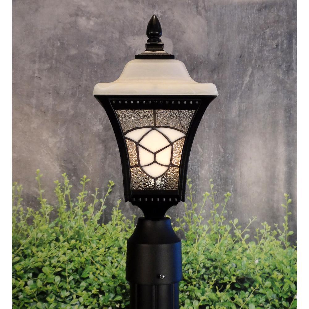 Abington Large Post Mount Light. Picture 2