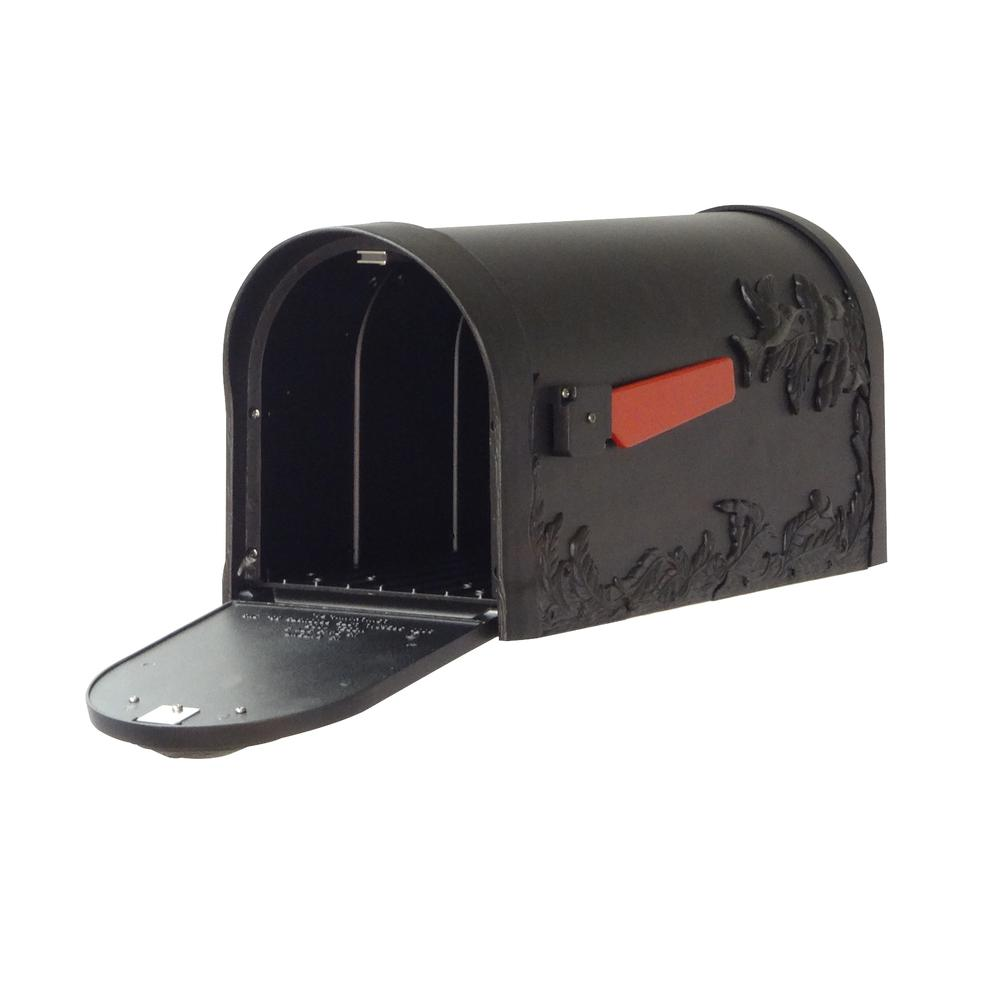 Hummingbird Curbside Mailbox Decorative Aluminum Bird Mailbox. Picture 3