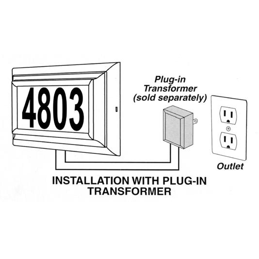 Wall Outlet Transformer. Picture 1